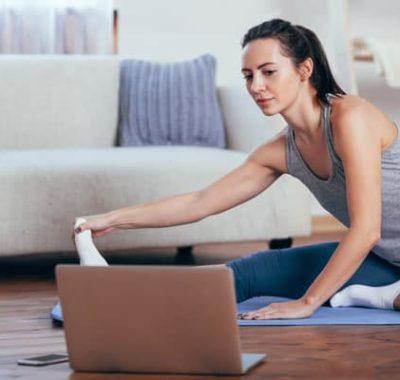 Online Training im Hotel oder bei Ihnen zuhause.