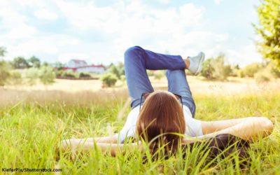 Wie Sie im Alltag richtig entspannen