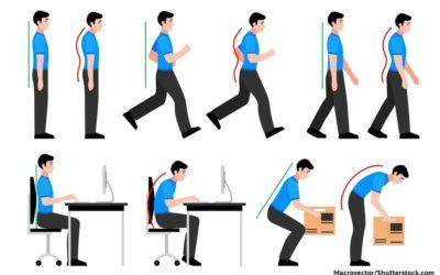 8 Gründe für eine schlechte Körperhaltung!