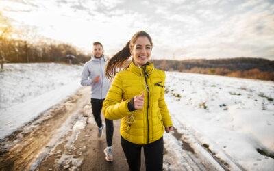 Wintertraining im Freien – 8 Tipps